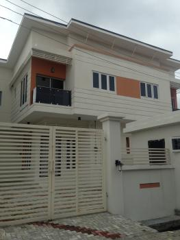 Newly Built and Well Finished Spacious 4 Bedroom Duplex with a Room Bq, Divine Homes Gra, Thomas Estate, Ajah, Lagos, Semi-detached Duplex for Sale