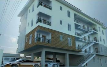 an Off Plan 3 Bedroom Flat with Bq, Alagomeji, Yaba, Lagos, Flat for Sale