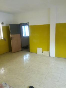 a 2 Bedroom Flat for Office Used Palmgrove, Shipeolu Palmgrove, Palmgrove, Shomolu, Lagos, Flat for Rent