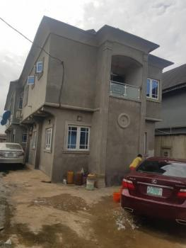 Newly Built 4 Bedroom Duplex with 2 No of 2 Bedroom, Ahmadiyah, Agege, Lagos, Detached Duplex for Sale