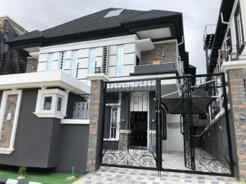 Newly Built 4 Bedroom Semi Detached Duplex with a Bq, Osapa, Lekki, Lagos, Semi-detached Duplex for Sale