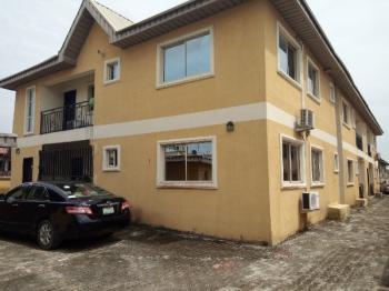 Neat 3 Bedroom All En Suite Flat, Unity Homes, Thomas Estate, Ajah, Lagos, Flat for Rent