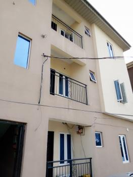 Excellent Sharpe 2bedroom Apartment in Estate Lbs., Pan African University School , Lagos Business School Lekki Ajah ,  Before Novare Mall Blenco Super Market. Sky Mall. Lekki Ajah, Lekki Phase 2, Lekki, Lagos, Flat for Rent