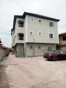 Brand New All Rooms En Suite 3 Bedroom Flat, Behind Micheal and Solomon, Thomas Estate, Ajah, Lagos, Flat for Rent