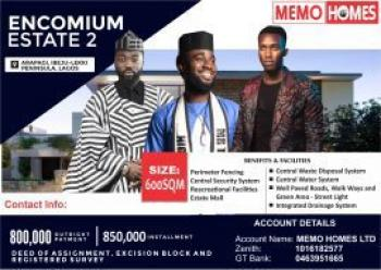 Estate Land, Lekki Free Trade Zone La Campagne Tropicana, Eleko, Ibeju Lekki, Lagos, Residential Land for Sale