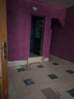 a Very Neat One Room Self Contained at Meiran., a Very Neat One Room Self Contained at Meiran. All Round Tiles and Fenced with Gate and Borehole Water. Floored Compound Close to Tarred Road. Rent P. a Is #150., Meiran, Agege, Lagos, Self Contained (single Rooms) for Rent