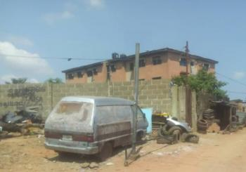 2 Plots of Fenced Land, Fagba, Agege, Lagos, Mixed-use Land for Sale