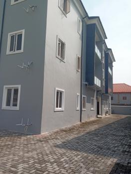 Newly Built and Neatly Finished 3 Bedroom Apartment with a Room Bq, Fitted Kitchen Etc., Off Kazeem Eletu Way, Osapa, Lekki, Lagos, Flat for Rent