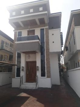 Well and Tastefully Built 5 Bedroom Detached Duplex with a Bq, Osapa, Lekki, Lagos, Detached Duplex for Sale