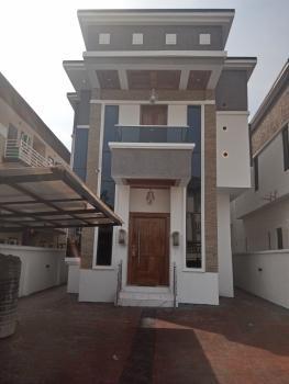 Newly Built and Exquisitely Finished 5 Bedroom Detached Duplex with a Room Bq, Off Kazeem Eletu Way, Osapa, Lekki, Lagos, Detached Duplex for Sale