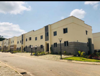 Newly Built 4 Bedroom Semi-detached with a Bq, Brains and Hammers City, Life Camp, Gwarinpa, Abuja, Semi-detached Duplex for Sale