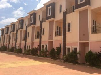 Brand New Tastefully Finished 4 Bedroom Terrace Duplex with Bq,, Apo, Abuja, House for Sale