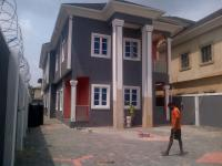 5 Bedroom Detached Duplex(all En-suite) With Jacuzzi, Intercom, Ante Room, Box Room, Family Lounge, Fitted Kitchen And 2 Rooms Boys Quarters, Omole Phase 2, Ikeja, Lagos, 5 Bedroom, 6 Toilets, 5 Baths House For Sale