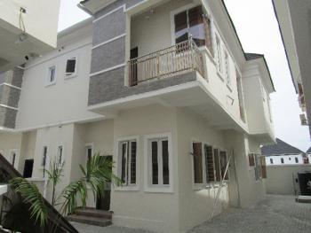 Luxury 4 Bedroom Semi Detached Duplex with Excellent Facillities, Chevy View Estate, Lekki, Lagos, Semi-detached Duplex for Rent