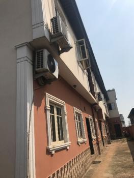 Lovely 3 Bedroom Apartment, Off at Finbarrs Road, Akoka, Yaba, Lagos, Flat for Rent