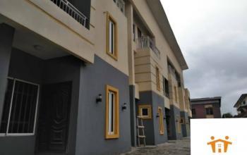 Brand New 4 Bedrooms Terraced Duplex, Ikeja, Lagos, Terraced Duplex for Sale