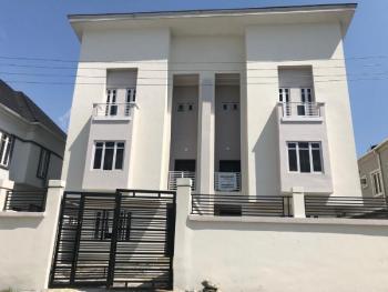 Luxury 4 Bedroom Terraced Duplex, Osapa, Lekki, Lagos, Semi-detached Duplex for Rent