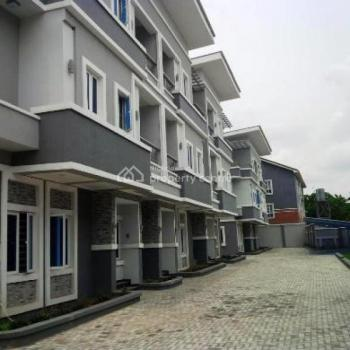 Luxury 5units of 5bedroom Terrace Duplex, Ikeja Gra, Ikeja, Lagos, Terraced Duplex for Sale