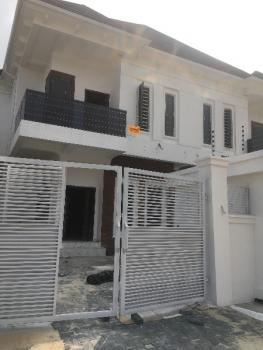 Luxury 4 Bedroom Semi Detached Duplex with 1 Bq, Agungi, Lekki, Lagos, Semi-detached Duplex for Sale