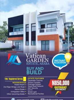 Estate Land, Near Airport, Asaba, Delta, Residential Land for Sale
