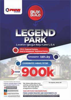 Estate Land, Dongote Refinery La Campagne, Eleko, Ibeju Lekki, Lagos, Residential Land for Sale