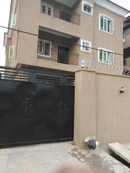 Newly Built 2 Bedroom Flat, By Shomolu, Fola Agoro, Yaba, Lagos, Flat for Rent