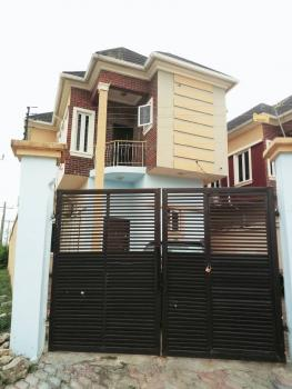 a Fully Furnished and Tastefully Designed 4bedroom Detached Duplex ,oral Estate, Lekki 2nd Toll Gste. with Cofo. Lagos, Before Mage  Chicken, By Cheviron, Lekki, Lagos, Detached Duplex for Sale