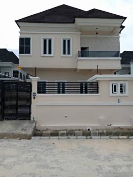 Luxury Finished 4 Bedroom Fully Detached Duplex with Bq. Pay and Pack in, Chevy View Estate, Lekki, Lagos, Detached Duplex for Sale