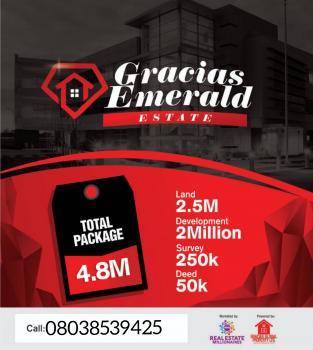 Gracias Emerald Estate, Abijo, Lekki, Lagos, Residential Land for Sale