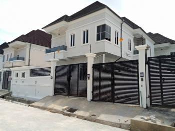 Just Completed Luxury 4bedroom Duplex, Chevron Alternative Route 1mins From The Express, Lekki Expressway, Lekki, Lagos, Detached Duplex for Sale