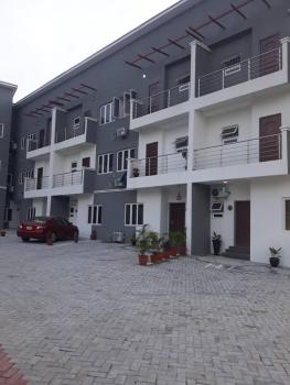 Tastefully Finished & Exceptionally Built 4 Bedrooms Serviced Terraced Duplex + Bq, Off Olusegun Obasanjo Way, Wuye, Abuja, Terraced Duplex for Sale
