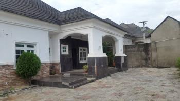 4 Bedrooms Luxury Detached Bungalow in an Estate, Mab Global Estate, By Galadima Flyover, Gwarinpa, Abuja, Detached Bungalow for Rent