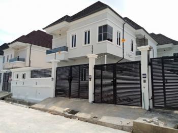 *luxury Finished 4 Bedroom Fully Detached Duplex with Bq in Eli Court Lekki. Pay and Pack in.*, Chevron Alternative Drive, Lekki, Lagos, Lafiaji, Lekki, Lagos, Detached Duplex for Sale