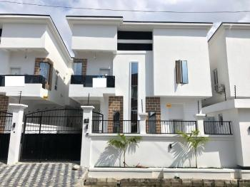 5 Bedroom Detached Duplex with Bq (for Sale) Osapa London, Lekki., Inbuilt Sound System, Cctv, Pop Ceilings and Spacious Compound (governors Consent), Osapa, Lekki, Lagos, Detached Duplex for Sale