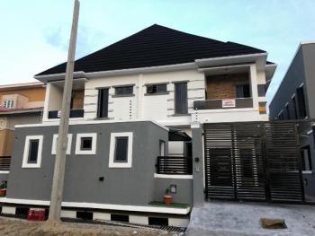 4 Bedroom Semi Detached Duplex with a Bq, Ikota Villa, Lekki, Lagos, Semi-detached Duplex for Sale