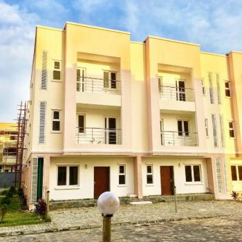 Nicely Finished 4 Bedroom Townhouse with Bq, Ikate Elegushi, Lekki, Lagos, Terraced Duplex for Sale