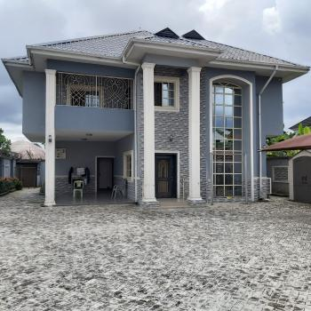Well Finished and Nicely Located 4 Bedroom Detached Duplex, Osongama Estate, Uyo, Akwa Ibom, Detached Duplex for Rent