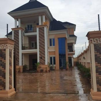 Newly Built, Magnificent and Luxuriously Finished 6 Bedroom Detached House with Pent House, Peter Odili Road, Trans Amadi, Port Harcourt, Rivers, Detached Duplex for Sale
