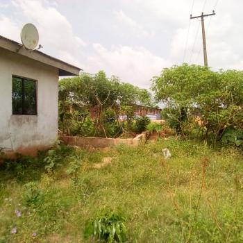 Fenced 2flats of 3bedroom Each, Edo Street Ekosdi Besides University of Benin Uniben., Benin, Oredo, Edo, Block of Flats for Sale
