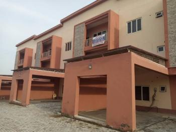 Luxury 4 Bedrooms Terraced Duplex with Inverter and Solar, Jabi, Abuja, Terraced Duplex for Rent