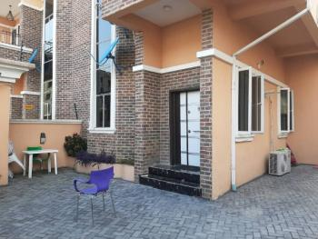 Very Clean 4bedroom Semi Detached Duplex with a Room Boys Quarter and Security House, Off Elegushi Road, Ikate Elegushi, Lekki, Lagos, Semi-detached Duplex for Rent