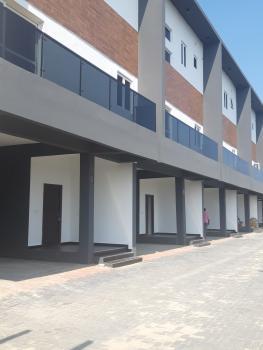 4 Bedroom Terraced Duplex + Fitted Kitchen and Bq, Gbamgbala Road, Ikate Elegushi, Lekki, Lagos, Terraced Duplex for Sale