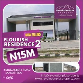 Estate Land, Monastery Road Behind Shoprite 12minutes Away From Lekki Phase 2, Sangotedo, Ajah, Lagos, Residential Land for Sale