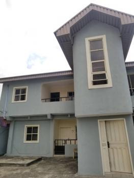 4bedroom Spacious Semi Detached House with Bq, Inside Femi Okunu Gated Private Estate Phase 11, Osapa, Lekki, Lagos, Semi-detached Duplex for Rent