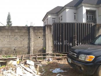 Fenced and Gated Plot of Land Measuring 632.51sqm with Very Good Access Road, Zone a Millennium Estate Oke Alo, Gbagada Phase 1, Gbagada, Lagos, Residential Land for Sale
