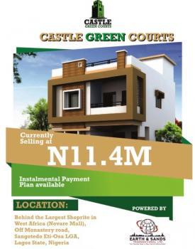 Estate Land with C of O, Behind Novare Mall (shoprite), Sangotedo, Ajah, Lagos, Residential Land for Sale