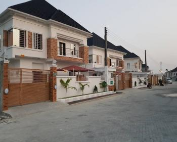 5 Bedroom Fully Detached Duplex with 1room Bq Beside Chevron, Lekki Expressway, Lekki, Lagos, House for Sale