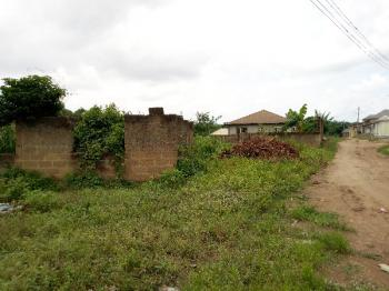 Strategic 4 Plots of Land with Uncompleted Bungalows, Progressive Estate Near Heritage Estate Off Akala Express-oluyole Road, Challenge, Ibadan, Oyo, Mixed-use Land for Sale
