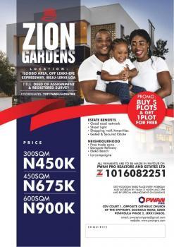 Estate Land, Dangote Refinery.la Campaign Tropicana Resorts, Eleko, Ibeju Lekki, Lagos, Residential Land for Sale
