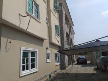 American Standard 3bedroom Flat, All Rooms Ensuite with Visitors Toilet. Walkable to Express, in a Standard Estate  Steady Light, Peninsula Garden Estate, Ajah, Lagos, Flat for Rent